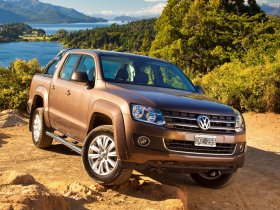 Fotos de Volkswagen Amarok 2010
