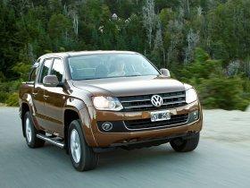 Ver foto 15 de Volkswagen Amarok Doble Cabina 2010