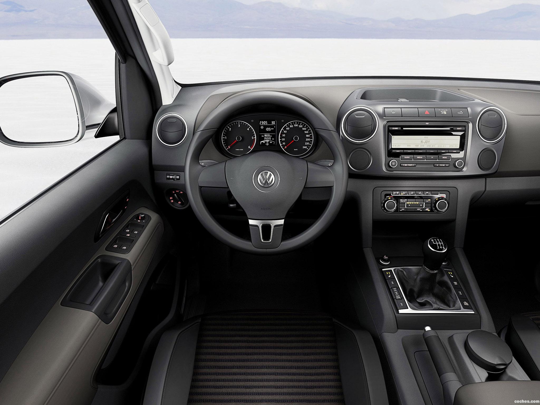 Foto 22 de Volkswagen Amarok Doble Cabina 2010