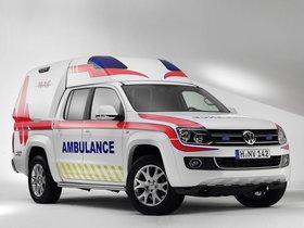 Fotos de Volkswagen Amarok ambulancia 2011