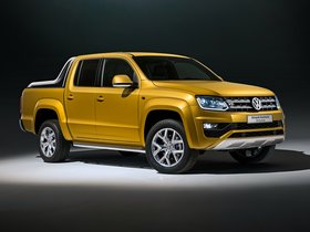 Fotos de Volkswagen Amarok Aventura Exclusive Concept  2017