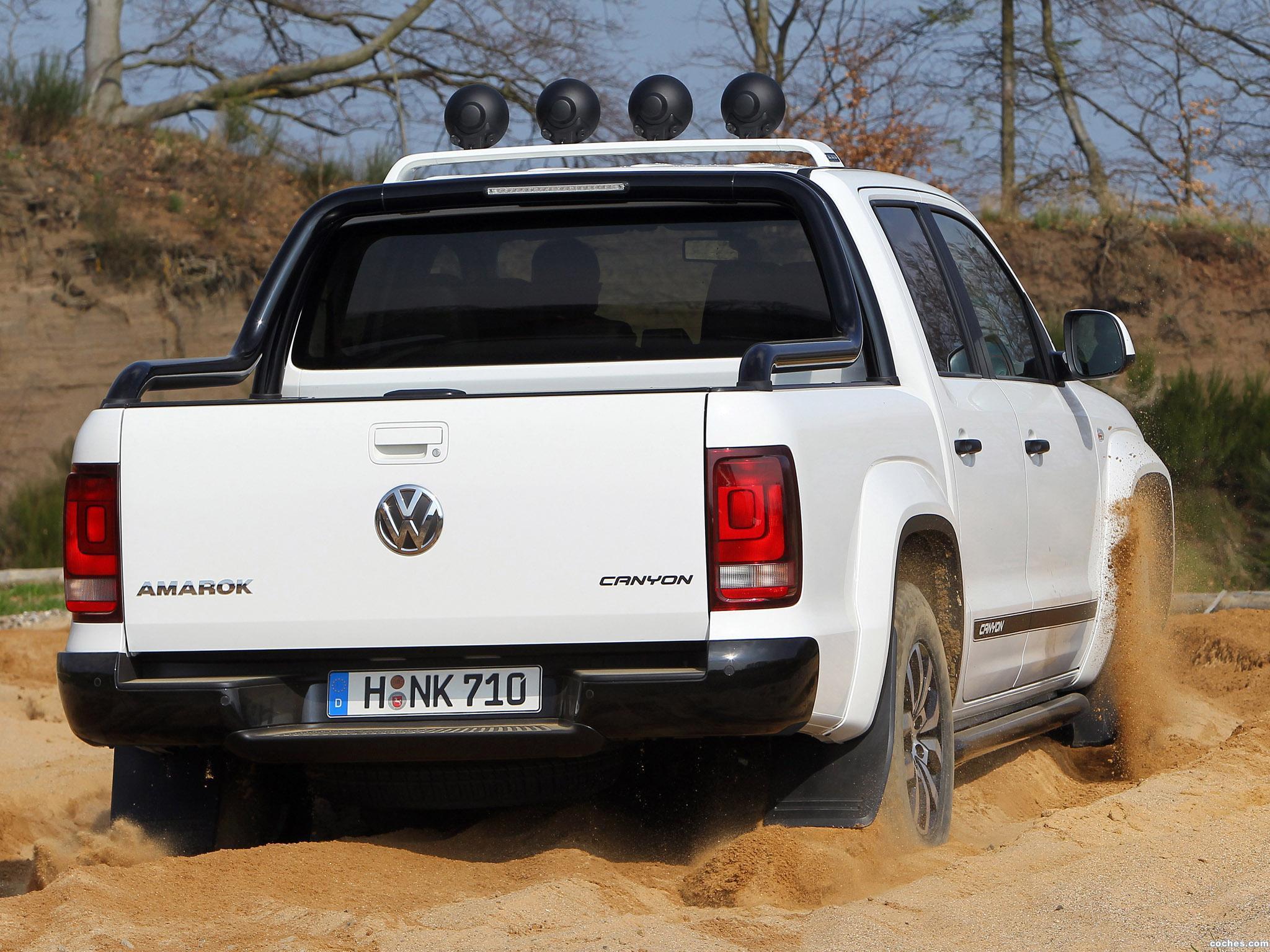 Foto 15 de Volkswagen Amarok Canyon 2013