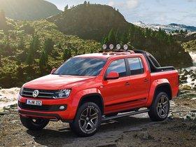 Ver foto 1 de Volkswagen Amarok Canyon Concept 2012