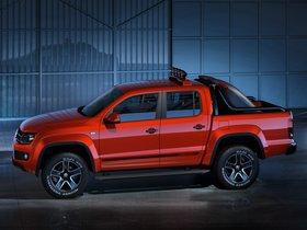 Ver foto 4 de Volkswagen Amarok Canyon Concept 2012