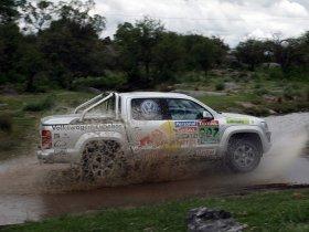 Ver foto 2 de Volkswagen Amarok Dakar Rallye 2010