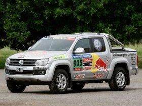 Ver foto 1 de Volkswagen Amarok Dakar Rallye 2010