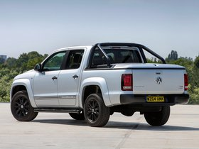 Ver foto 3 de Volkswagen Amarok Dark Label Limited Edition UK 2014