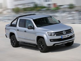 Ver foto 2 de Volkswagen Amarok Dark Label Limited Edition UK 2014