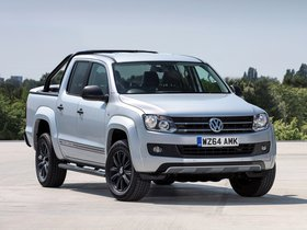 Ver foto 1 de Volkswagen Amarok Dark Label Limited Edition UK 2014