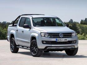Fotos de Volkswagen Amarok Dark Label Limited Edition UK 2014
