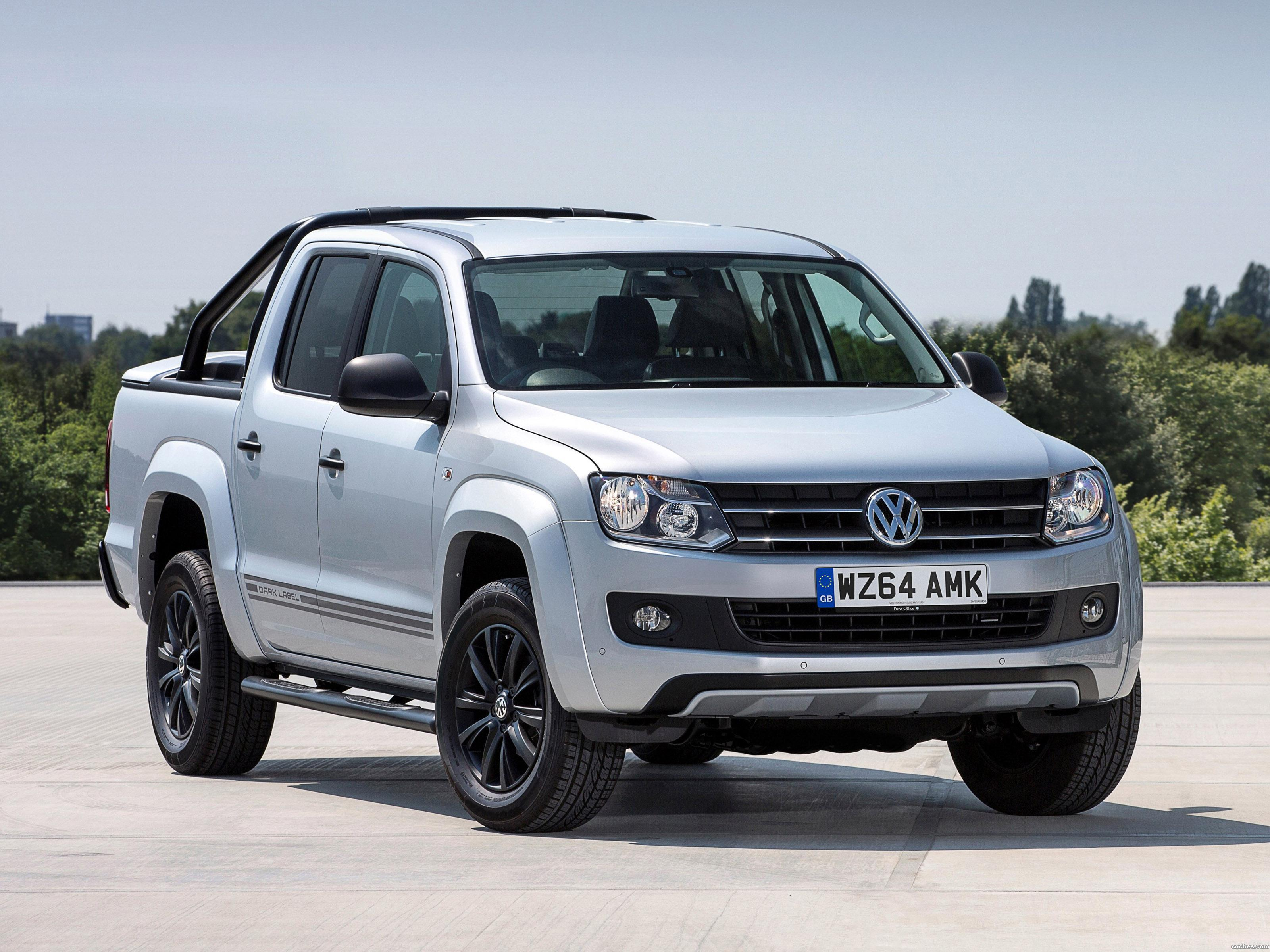 Foto 0 de Volkswagen Amarok Dark Label Limited Edition UK 2014