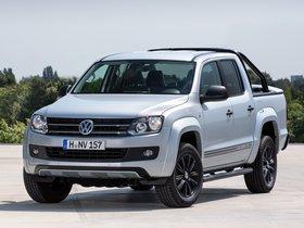Ver foto 2 de Volkswagen  Amarok Dark Label 2014