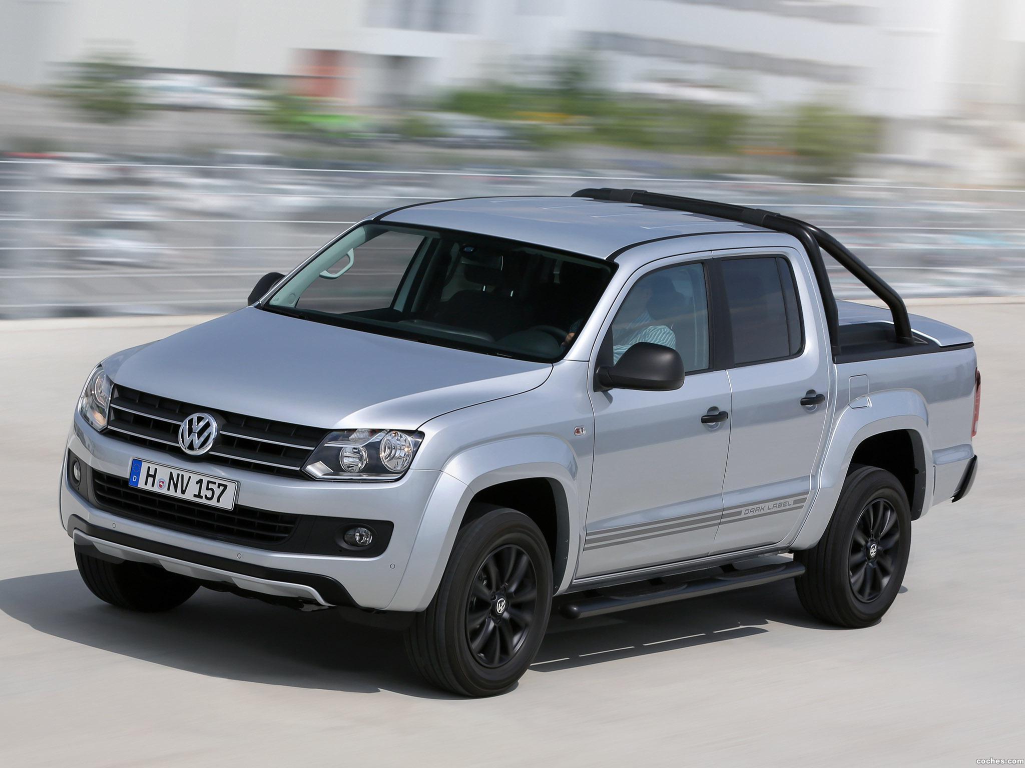 Foto 0 de Volkswagen  Amarok Dark Label 2014