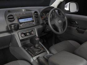 Ver foto 22 de Volkswagen Amarok Double Cab Comfortline Australia 2010