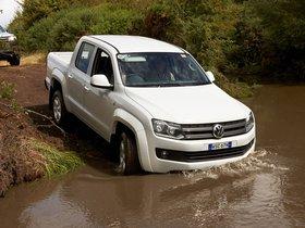 Ver foto 13 de Volkswagen Amarok Double Cab Comfortline Australia 2010