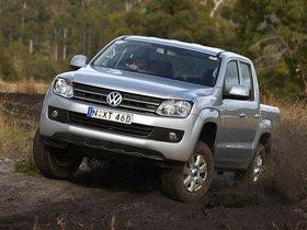 Ver foto 12 de Volkswagen Amarok Double Cab Comfortline Australia 2010