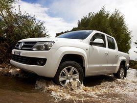 Ver foto 11 de Volkswagen Amarok Double Cab Comfortline Australia 2010