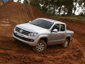 Ver foto 9 de Volkswagen Amarok Double Cab Comfortline Australia 2010