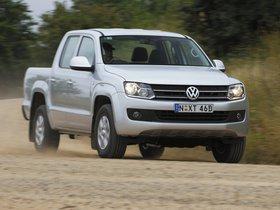 Ver foto 7 de Volkswagen Amarok Double Cab Comfortline Australia 2010