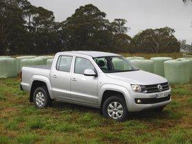 Ver foto 5 de Volkswagen Amarok Double Cab Comfortline Australia 2010