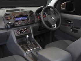 Ver foto 21 de Volkswagen Amarok Double Cab Comfortline Australia 2010