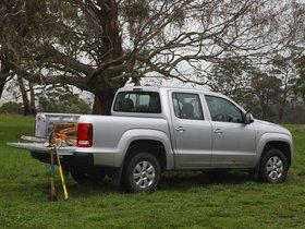 Ver foto 2 de Volkswagen Amarok Double Cab Comfortline Australia 2010