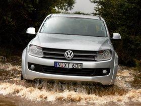 Ver foto 18 de Volkswagen Amarok Double Cab Comfortline Australia 2010