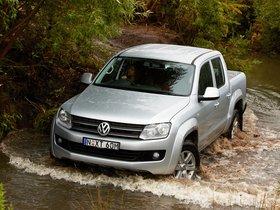 Ver foto 16 de Volkswagen Amarok Double Cab Comfortline Australia 2010