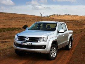 Ver foto 15 de Volkswagen Amarok Double Cab Comfortline Australia 2010