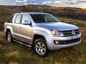 Ver foto 13 de Volkswagen Amarok Double Cab Highline Australia 2010