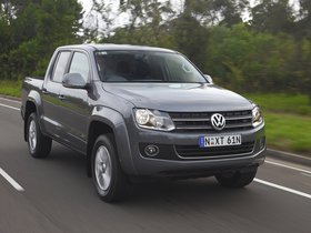 Ver foto 8 de Volkswagen Amarok Double Cab Highline Australia 2010