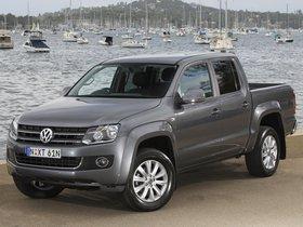 Ver foto 7 de Volkswagen Amarok Double Cab Highline Australia 2010