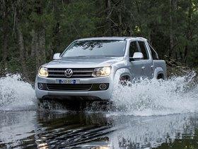 Fotos de Volkswagen Amarok Double Cab Highline Australia 2010