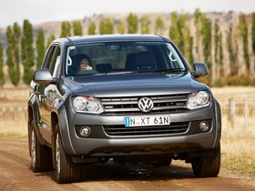 Ver foto 20 de Volkswagen Amarok Double Cab Highline Australia 2010