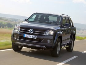 Ver foto 4 de Volkswagen Amarok Double Cab Highline BlueMotion 2011