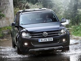 Ver foto 1 de Volkswagen Amarok Double Cab Highline BlueMotion 2011