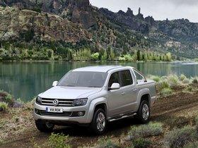 Ver foto 5 de Volkswagen Amarok Double Cab Highline UK 2010