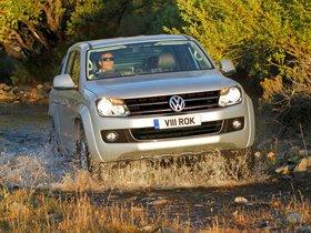 Ver foto 4 de Volkswagen Amarok Double Cab Highline UK 2010