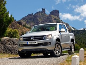 Fotos de Volkswagen Amarok Double Cab Highline UK 2010