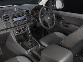 Ver foto 13 de Volkswagen Amarok Double Cab Trendline Australia 2010