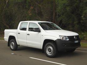 Ver foto 4 de Volkswagen Amarok Double Cab Trendline Australia 2010