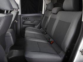 Ver foto 12 de Volkswagen Amarok Double Cab Trendline Australia 2010