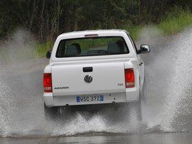 Ver foto 9 de Volkswagen Amarok Double Cab Trendline Australia 2010