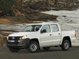 Ver foto 6 de Volkswagen Amarok Double Cab Trendline Australia 2010