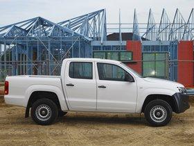 Ver foto 5 de Volkswagen Amarok Double Cab Trendline Australia 2010