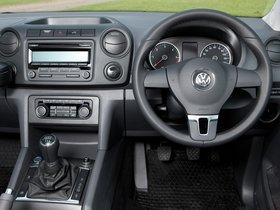 Ver foto 21 de Volkswagen Amarok Double Cab Trendline UK 2010