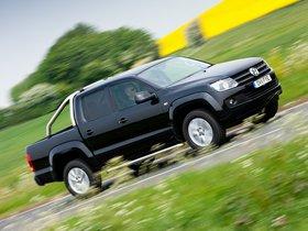 Ver foto 12 de Volkswagen Amarok Double Cab Trendline UK 2010
