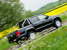 Ver foto 11 de Volkswagen Amarok Double Cab Trendline UK 2010