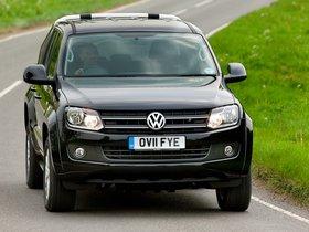 Ver foto 10 de Volkswagen Amarok Double Cab Trendline UK 2010