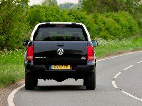 Ver foto 9 de Volkswagen Amarok Double Cab Trendline UK 2010